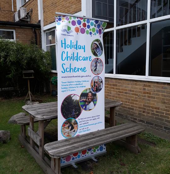 3rd stop Primary School looking after 230 children