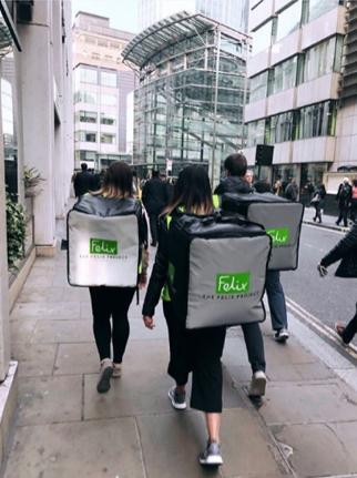 Corporate Green Scheme Team Walkers