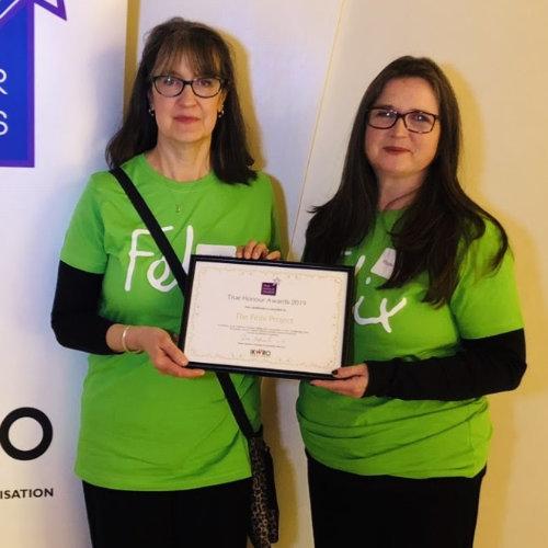 Ikwro True Honour Award For The Felix Project