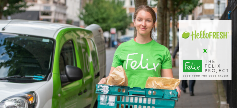 Banner partners hello fresh
