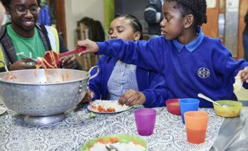 free school meals UK